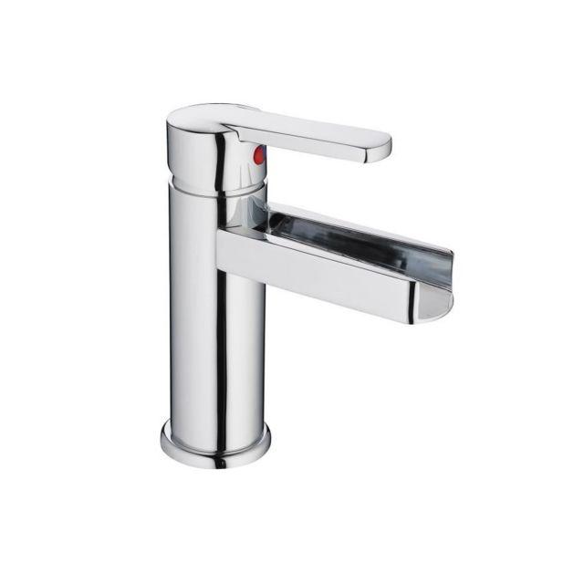 SchÜTTE - SchÜTTE Niagara Mitigeur monocommande lavabo avec bec ...