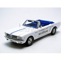 Auto World - Ford Mustang Convertible - Pace Car Indy Car 500 1964 - 1/18 - Aw209