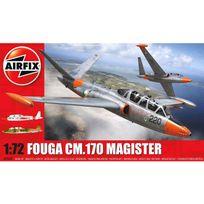 Airfix - Maquette avion : Fouga Cm.170 Magister