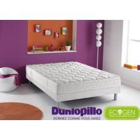 Dunlopillo - Matelas Ecogen, 20 cm, très ferme et souple - plusieurs dimensions