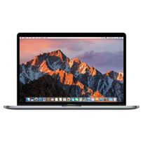 APPLE - MacBook Pro 15 Touch Bar - 512 Go - MPTR2FN/A - Gris Sidéral
