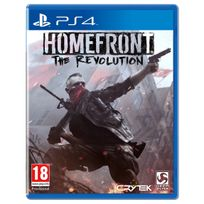 Deep Silver - Homefront: The Revolution - PS4