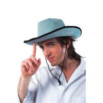 Festiveo - Chapeau Cow-Boy Bleu