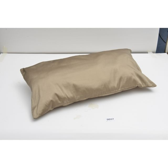 housse de coussin 50x30 loft taupe nc pas cher achat vente coussins galettes de jardin. Black Bedroom Furniture Sets. Home Design Ideas