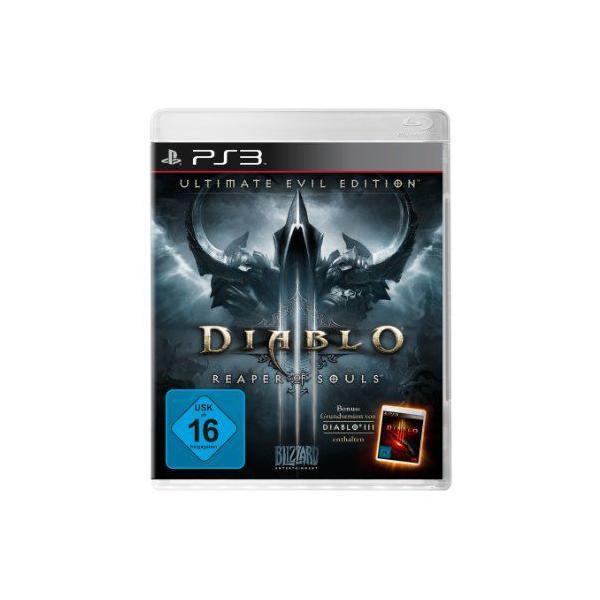 Diablo Iii : Reaper of Souls - Ultimate Evil Edition import allemand