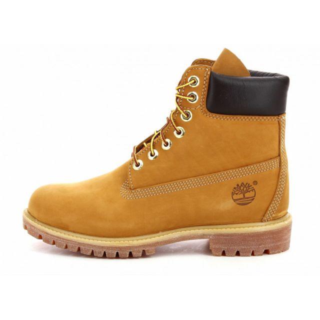 Timberland Boots Bucheron 6 Inch Ref. 10061 pas cher