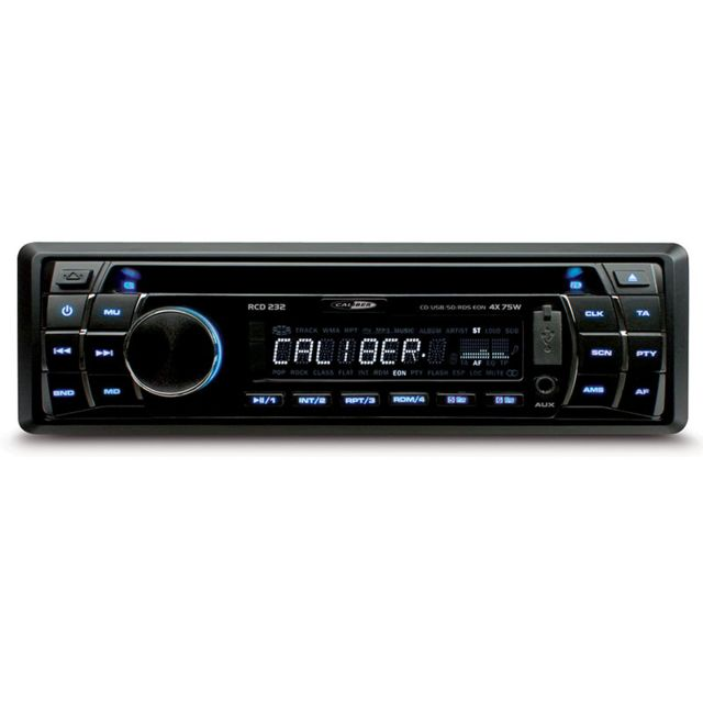 caliber autoradio rcd 232 cd usb sd achat vente. Black Bedroom Furniture Sets. Home Design Ideas