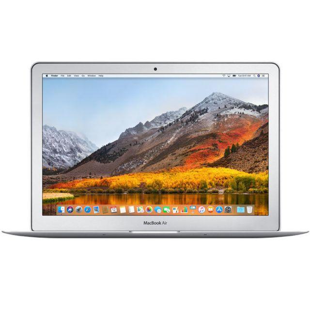 APPLE - MacBook Air 13 - 256 Go - MQD42FN/A - Argent