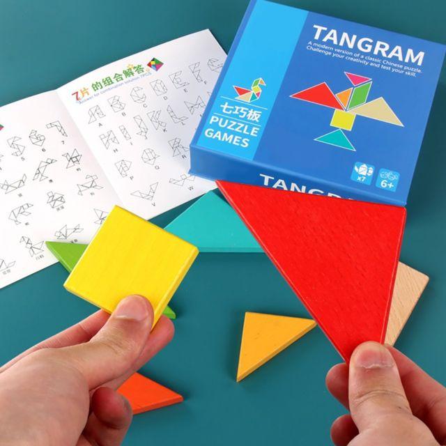 GÉNÉRIQUE Puzzle Puzzle en bois pour le jeu de puzzle pour enfants d'âge préscolaire