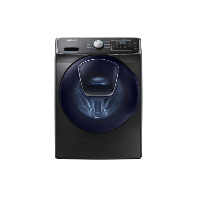 Samsung Lave linge - WF16J6500EV - Noir
