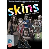 Channel 4 Dvd - Skins - Series 3 - Complete IMPORT Anglais, IMPORT Dvd - Edition simple