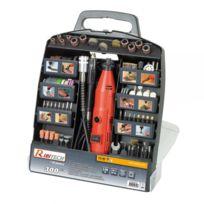 Ribitech - Outil électrique multifonctions et ses 300 accessoires