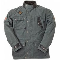 Ride & Sons - Escape Waxed Anthracite