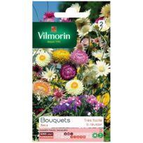 Vilmorin - Sachet graines Fleurs Bouquets secs