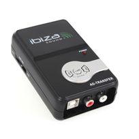 Ibiza Sound - Convertisseur digital pour numérisation de fichiers audio vers Pc