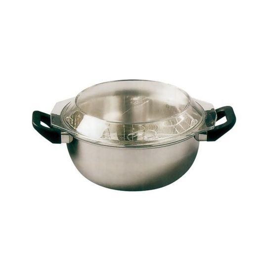 baumalu - friteuse inox 5l - 342751