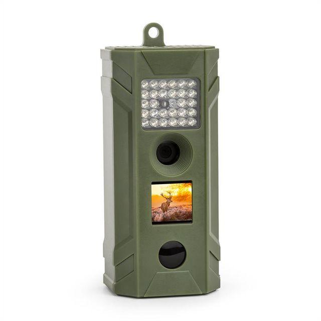 duramaxx grizzly s cam ra de surveillance infrarouge 5mp hd cmos ip54 vert pas cher achat. Black Bedroom Furniture Sets. Home Design Ideas