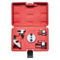 Kraftplus - K.283-0150 Jeu d'outils pour courroies élastiques 5-pcs pour véhicule