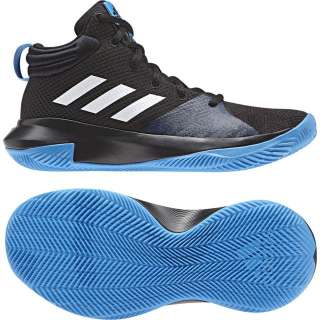 Cher Achat Pas U Elevate Noirbleu Chaussures Pro Junior Adidas xnqw801SS