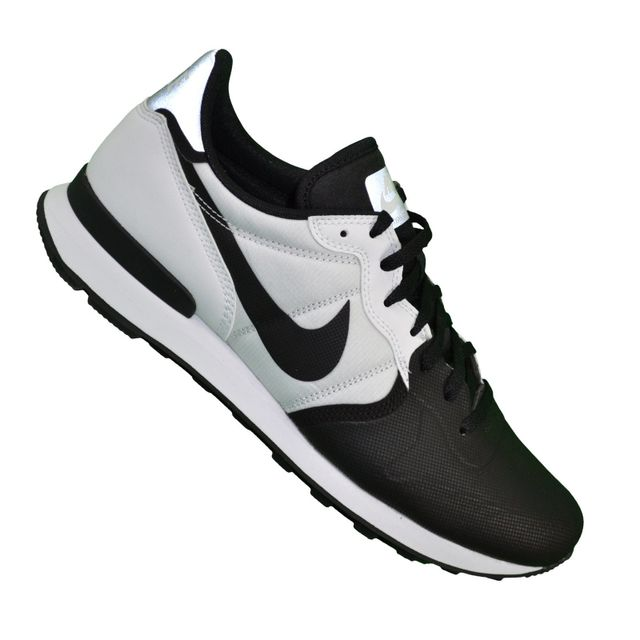 Nike Basket Homme Internationalist Prm Se Blanc Noir