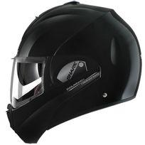 Shark - casque intégral modulable en jet Evoline 3 Blk moto scooter noir brillant Xl