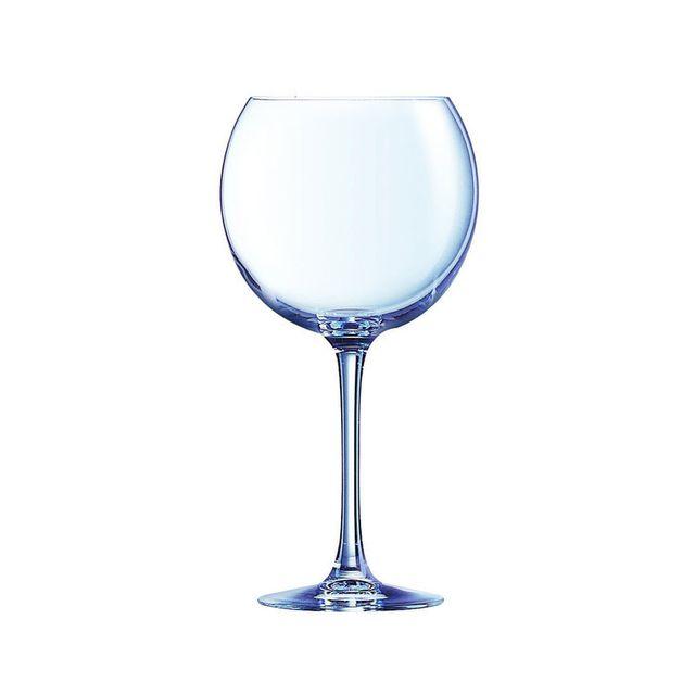 Chef & Sommelier Verre à vin ballon en kwarx - 70 cl - Lot de 6 Cabernet