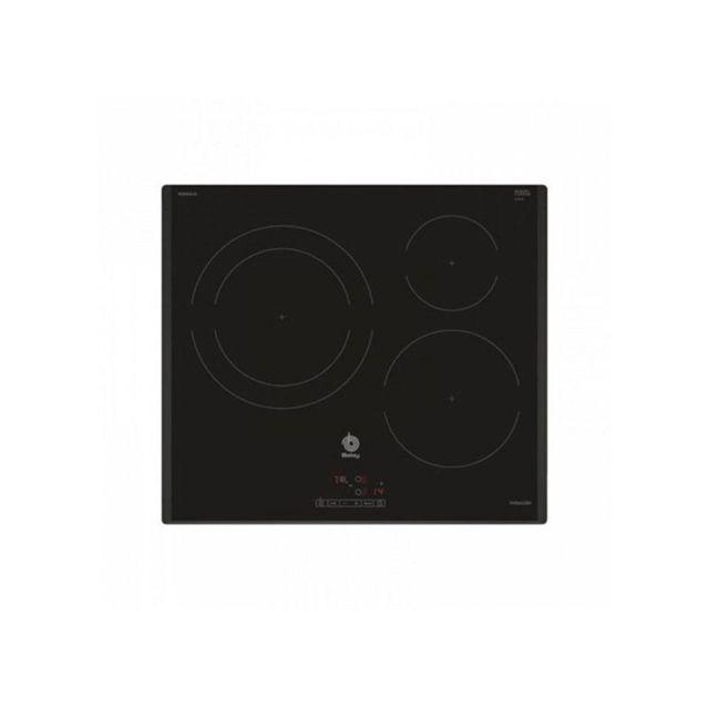 Balay Plaque à Induction 3EB965LR 60 cm Noir 3 zones de cuisson