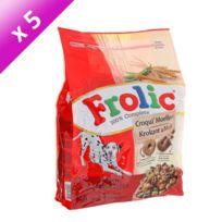 Frolic - Croqui Moelleux Boeuf 3Kg x5