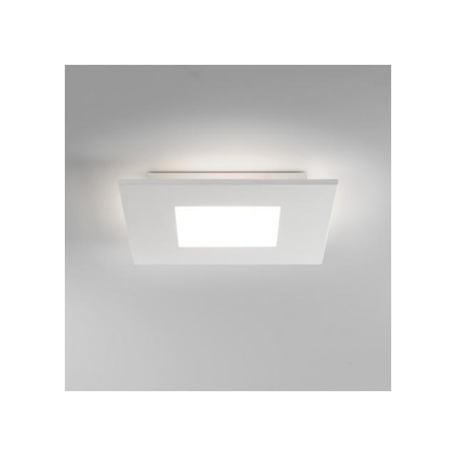 Astro Plafonnier Led Zero carré L40 cm - Blanc