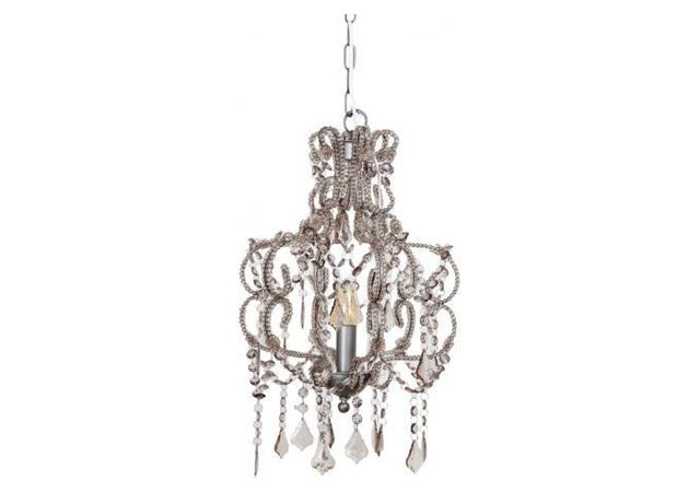 declikdeco lustre style baroque impression vieillie h105 shanelle pas cher achat vente. Black Bedroom Furniture Sets. Home Design Ideas
