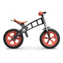 FirstBIKE - Vélo enfant Limited Edition orange avec freins