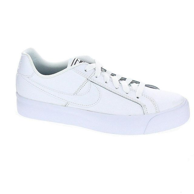 Femme Basses Chaussures Royale Pas Nike Court Modele Baskets Y7gfmIb6vy