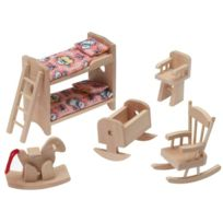 Beluga - 70114 - Meuble En Bois Chambre Enfant