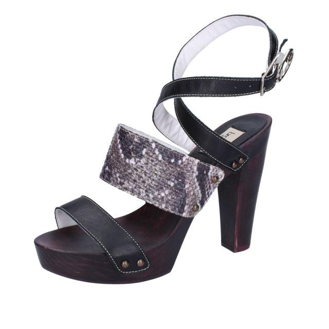 Braccialini sandales Femme
