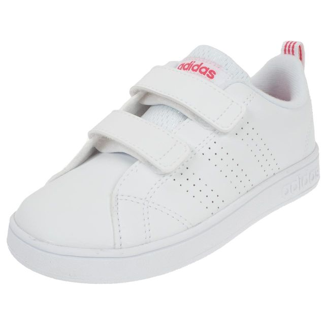 Adidas Neo Chaussures scratch Advantage baby blcrose