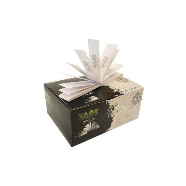 Box de 50 carnets de filtres à cigarette carton Angel perforés