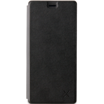 MADE FOR - Flip Cover Xperia XZ2 - Noir