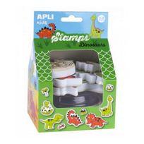 Apli Agipa - Tampons Kids Dinosaures