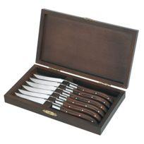 AMEFA - coffret 6 couteaux à steak - 603046