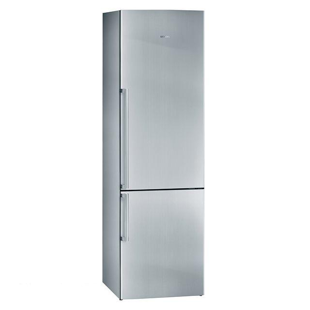 SIEMENS réfrigérateur combiné 60cm 309l a++ nofrost finition inox - kg39fpi30
