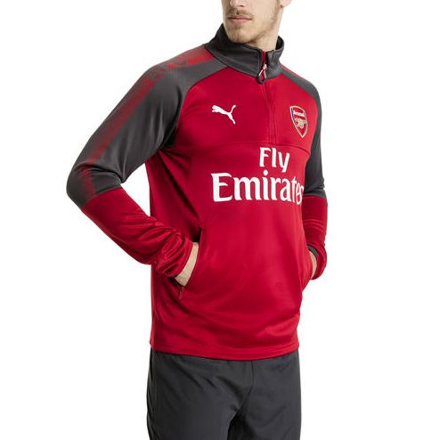 Maillot entrainement Arsenal 2018