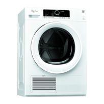 Whirlpool - Sèche-linge à condensation - DSCX90113 - Blanc