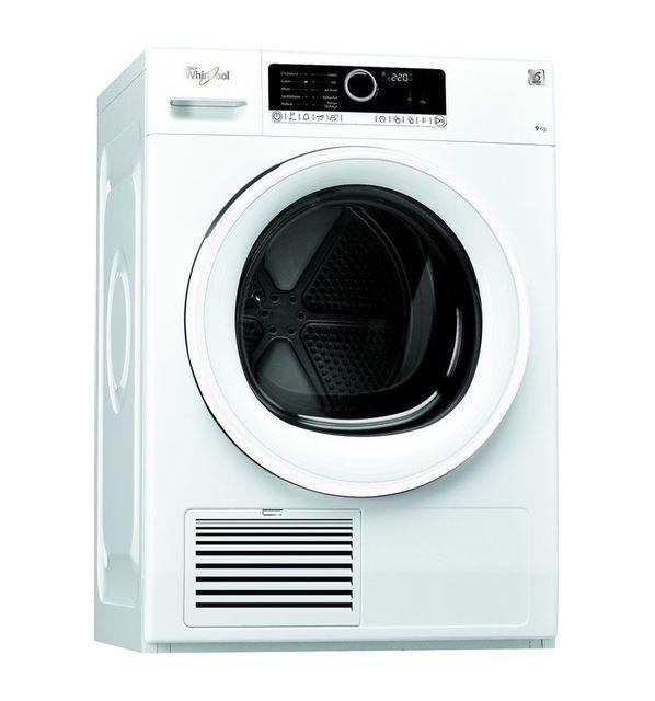 Whirlpool Sèche-linge à condensation - DSCX90113 - Blanc