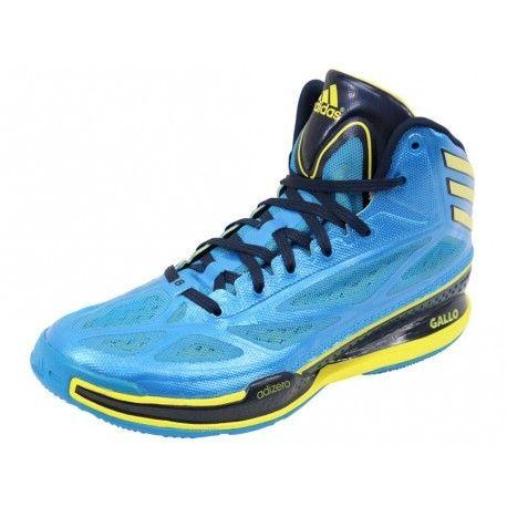 adidas Originals Crazy Light Boost 2 Bleu marine - Chaussures Baskets basses Homme