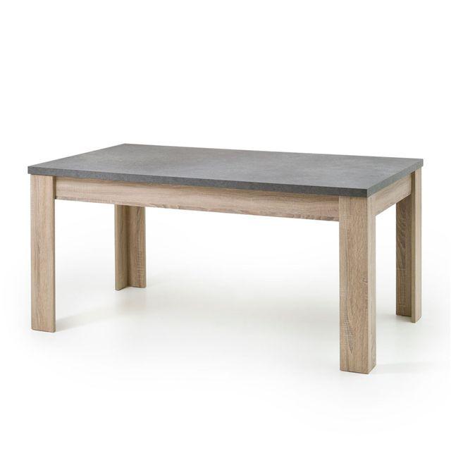 Alinea Milo Table Rectangulaire Avec Allonge L160cm A L235cm 8