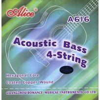Alice - Jeu de cordes pour Basse Acoustique ou électro-acoustique