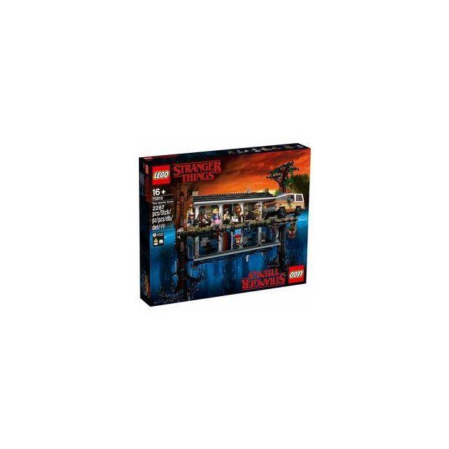 Lego 75810-® Stranger Things La maison dans le monde à l'envers