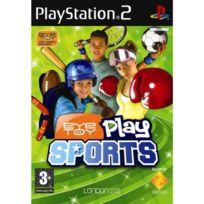 Sony - Eyz Toy Play Sport nécessite la caméra Eye Toy , pour Ps2