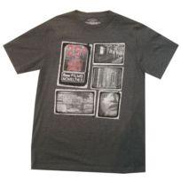 Ecko - T-shirt Unltd Back To The Ny Charcoal Heather