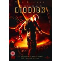 Universal Pictures Uk - The Chronicles Of Riddick IMPORT Anglais, IMPORT Dvd - Edition simple